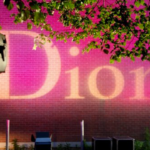 Dior Backstage Eveny
