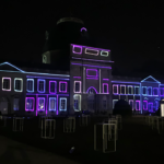 Laser MApping - Multimedia Show